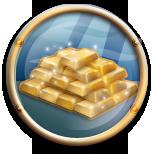 Lake Toplitz - Gold