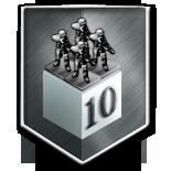 Infanterie intouchable
