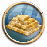 Lac Toplitz - Gold