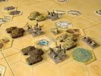 DAK vs desert rats