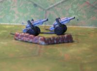 Russian Zis-3 guns