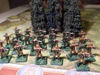 infanterie alliés